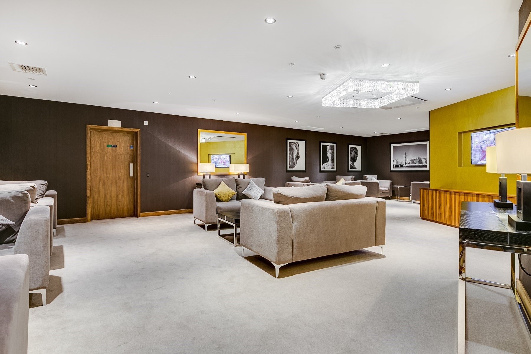 Private Residents Lounge | Nine Elms Point | MyLo London
